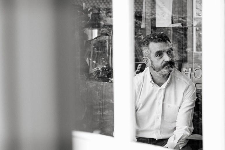 José Antonio Liñares. Foto: Iván Barreiro.