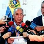 Contralor de Venezuela exige devolución de activos ante Mecanismo de ONU