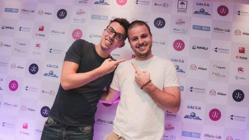 5 - Diretores do FESTU_Felipe Cabral e Miguel Colker_crédito Zeca Vieira