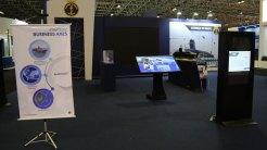 Marinha do Brasil participa da 12ª edição da LAAD