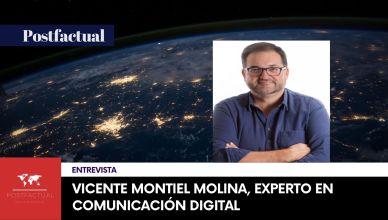 Entrevistamos al experto en comunicación digital, Vicente Montiel Molina