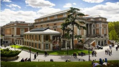 Vista virtual del Museo del Prado