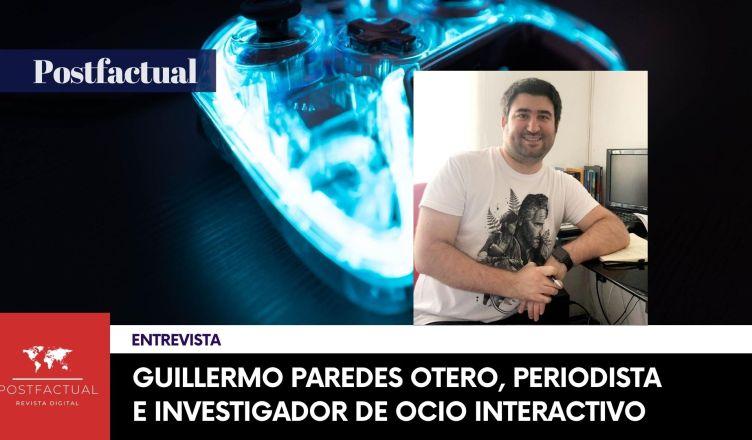Entrevsta a Guillermo Paredes