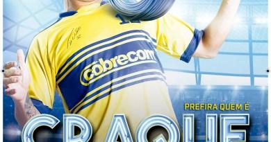 IFC/COBRECOM lança campanha com Falcão