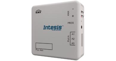 Gateway para sistema KNX