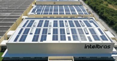 Intelbras inaugura usina fotovoltaica