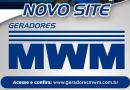 MWM Geradores tem novo site