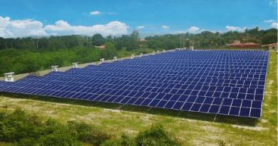 Nova usina solar no Ceará