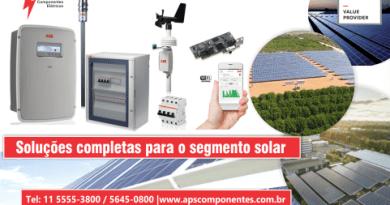 Fabricantes do segmento Solar