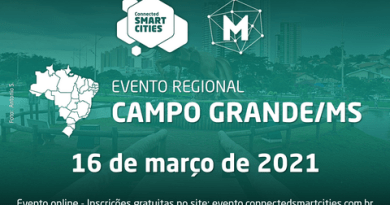 Evento de smart cities no MS
