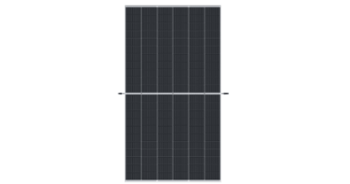 Painéis de alta eficiência Vertex 660W