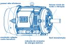 Motores elétricos trifásicos WEG: eficiência e confiabilidade