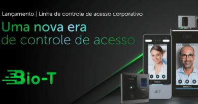 Intelbras lança linha de controladores de acesso