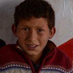 Casiano, el niño curioso de La Higuera ©