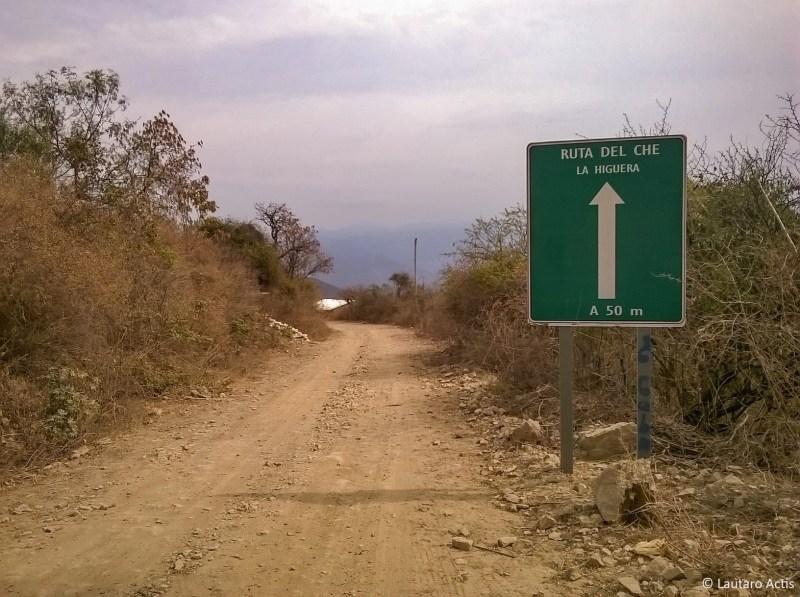 Ruta a La HIguera ©