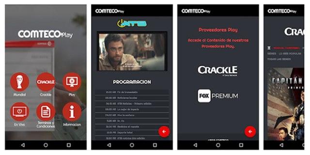 Apps Cochabambinas