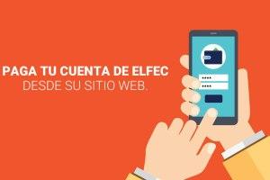 ELFEC lanza plataforma de pago en línea