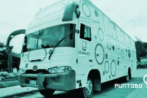 Bus tecnológico recorrerá los municipios de Bolivia