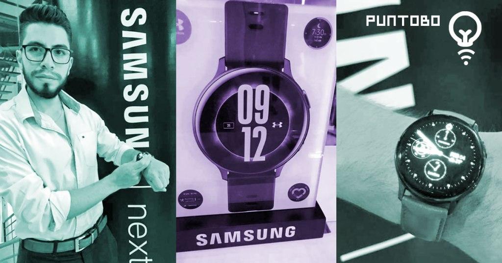 El nuevo smartwatch de Samsung ya está en Bolivia