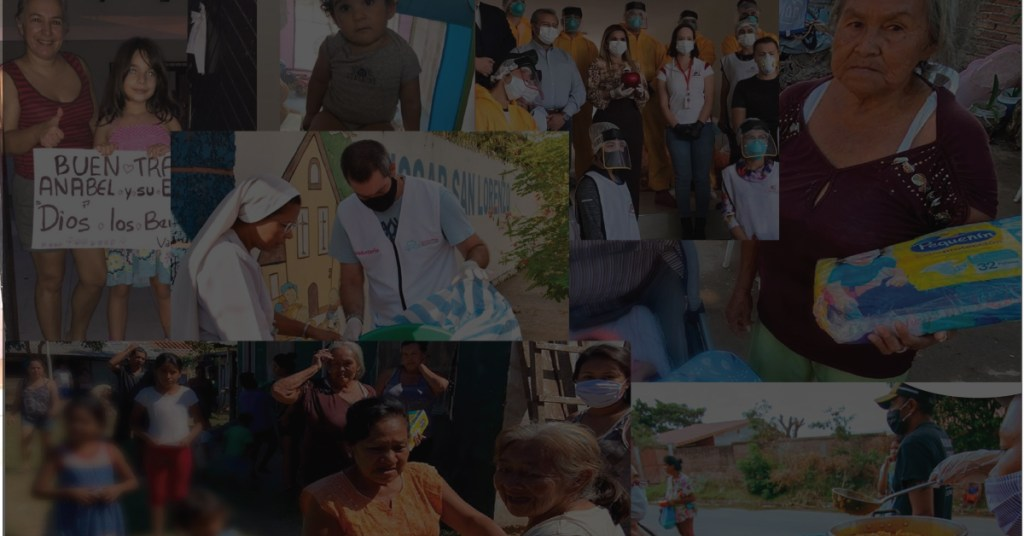 Bolivia solidaria ante la cuarentena del COVID-19