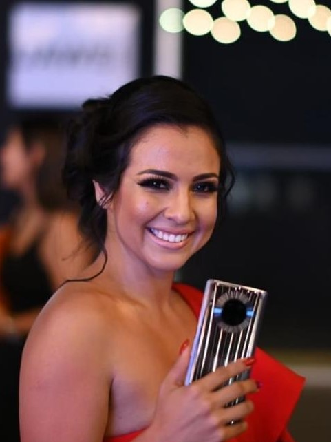 Mariana Torricos / mujeres bolivianas exitosas