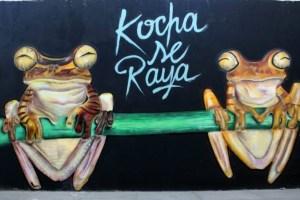 Arte urbano: 8 murales que conocerás en Cochabamba