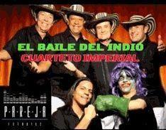 cuarteto imperial el baile del indio