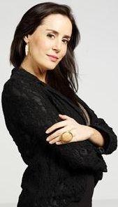 Cristina Campuzano actriz la hipocondriaca