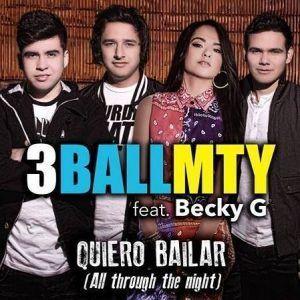 3ballmty quiero bailar ft becky g