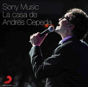 andres cepeda sony music colombia