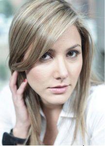 Marianne Schaller actriz colombiana