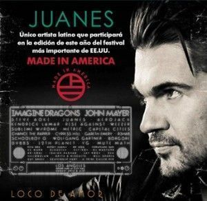 Budweiser made in America juanes