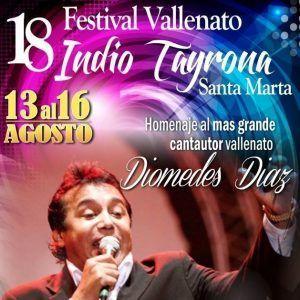 festival vallenato indio tairona