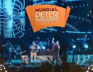 Peter Manjarres y Sergio Luis Te empeliculaste