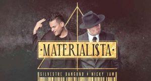 Silvestre Dangond y Nicky Jam Materialista
