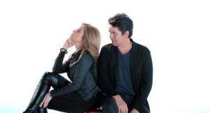 Jorge Villamizar y Gloria Trevi