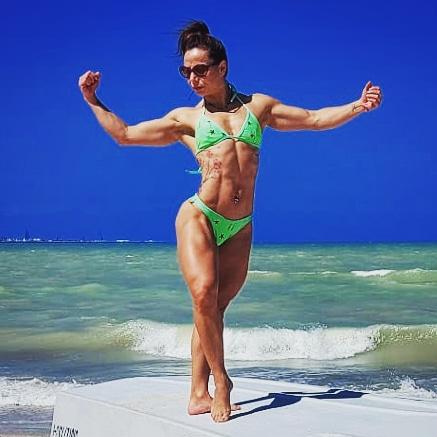 Iliana Camarena Lic en nutricion