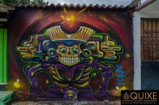 La Ruta al Mictlán en Xoxocotlán.