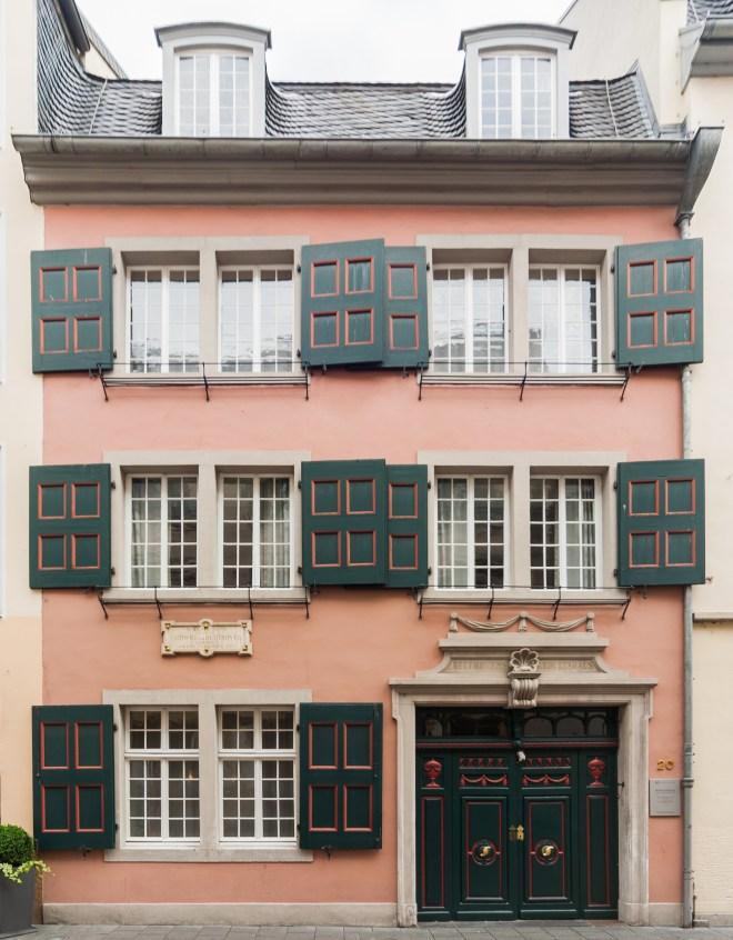 Beethoven-Haus, Bonngasse 20, Bonn