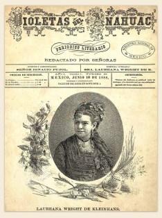 2) Portada Violetas del Anáhuac