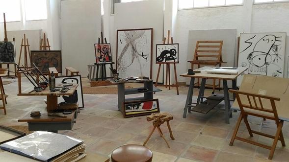 Atelier Miró