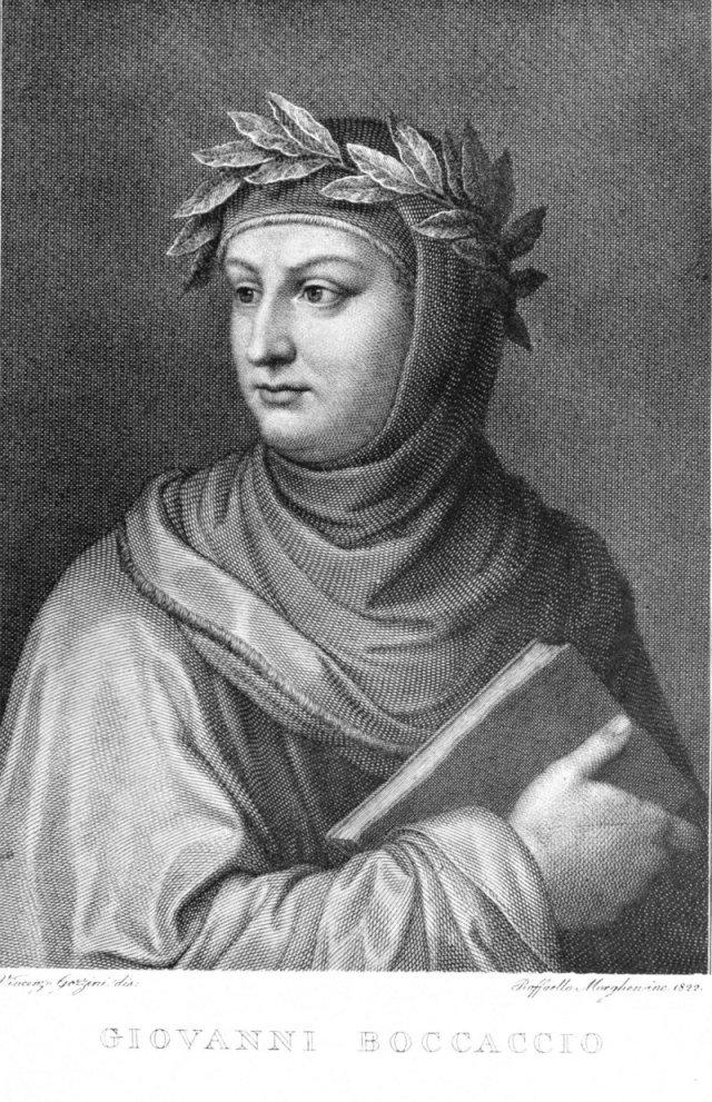 Fig. 1 -Boccaccio_by_Morghen