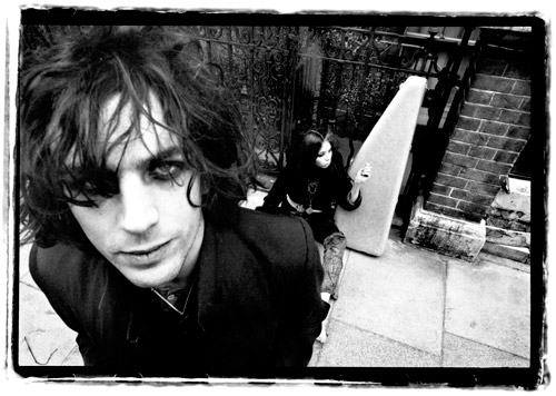Syd Barrett Foto © Mick Rock