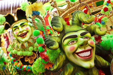 Carnaval de Rio, 2013.