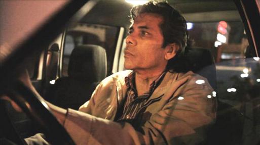 El periodista Sergio Haro.