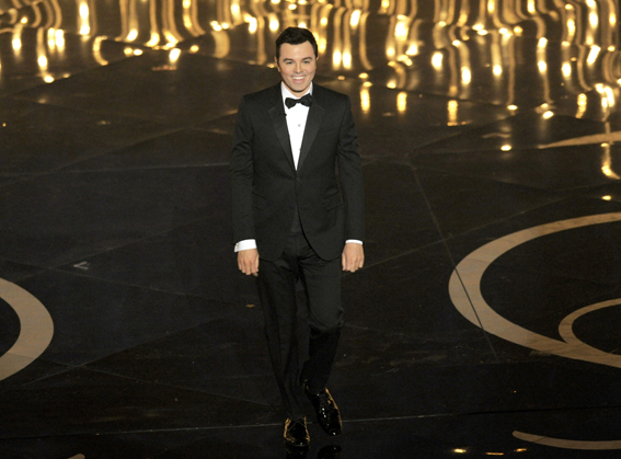 Seth MacFarlane. Foto: Chris Pizzello/Invision/AP