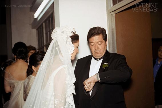 Durante la boda de una hija de Jorge Hank Rohn. Foto © Yvonne Venegas.