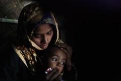 Starved For Attention © Ron Haviv/VII, Bangladesh.