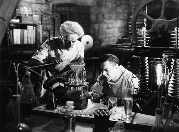 1935 Bride Frankenstein