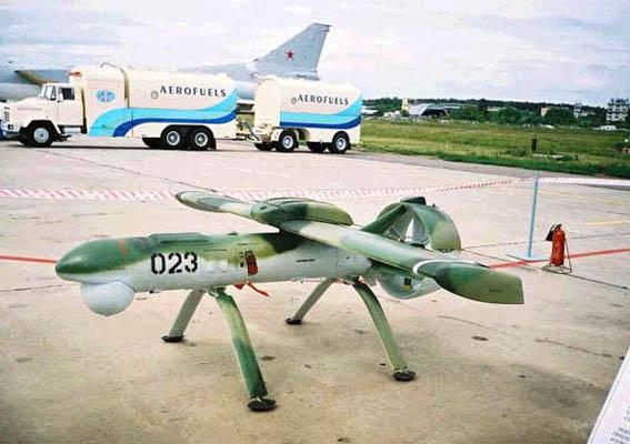 Sólo doce empresas construyen drones.